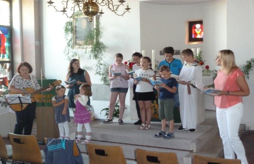 Kindergottesdienst Familiengottesdienst